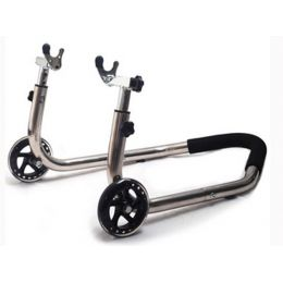 PADDOCK STAND ARRIERE INOX