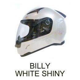 BILLY2 WHITE SHINY