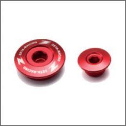 ENGINE PLUGS CRF250R 18 RED