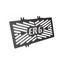 GRILLE RADIAT ER-6 12-16 NOIRE