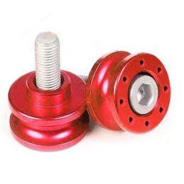 DIABOLO SMALL 8MM RED
