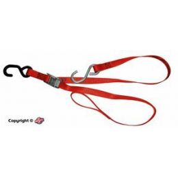SANGLES TIE DOWN OFF ROAD RED